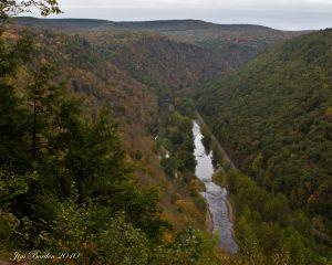 Bradley Wales View in Fall