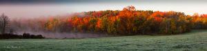 Fall Colors Panorama