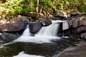 Adirondack Waterfall