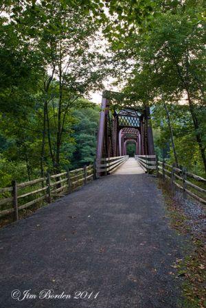 Cedar Run Railroad Bridge