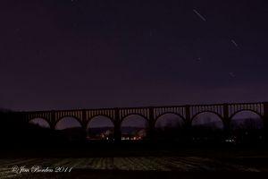 Night Skies Tunkhannock Viaduct
