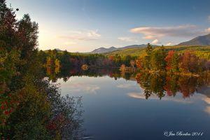 Penobscot River Reflections