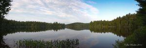 Mason Lake Panorama