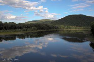 Susquehanna River Reflection